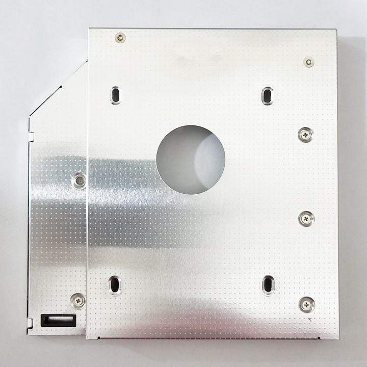 (GIÁ HỦY DIỆT)  Caddy Bay ASUS K40 K41 K42 K43 K43SM K45 chuẩn SATA 12.7mm khay lắp ổ cứng - SIÊU BỀN