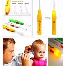 Dụng cụ lấy ráy tai thông minh cho bé, có đèn led - 3606580 , 1050932622 , 322_1050932622 , 15000 , Dung-cu-lay-ray-tai-thong-minh-cho-be-co-den-led-322_1050932622 , shopee.vn , Dụng cụ lấy ráy tai thông minh cho bé, có đèn led