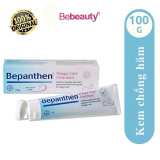 Kem chống hăm Bepanthen Balm dạng kem mỡ  tuýp 100g - 1301679