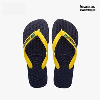 HAVAIANAS - Dép unisex Brasil Layers 4140715-0555 thumbnail