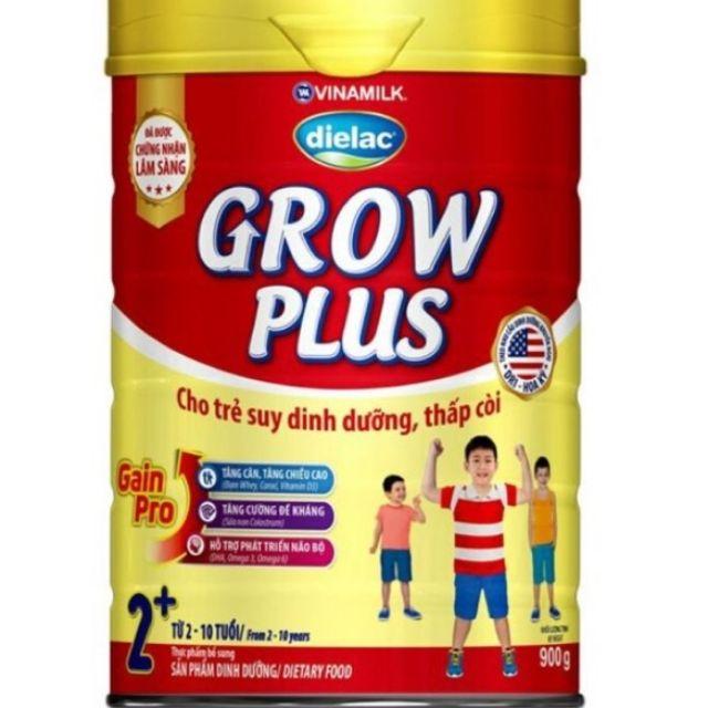 Sữa bột Growplus 2+ 900g