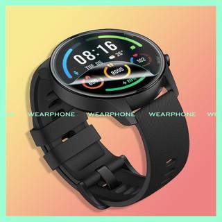 Miếng Dán Màn Hình đồng hồ thông minh PPF Cường Lực Xiaomi Mi Watch Redmi Watch Revolve Lite Color Sport 4G Wearphone