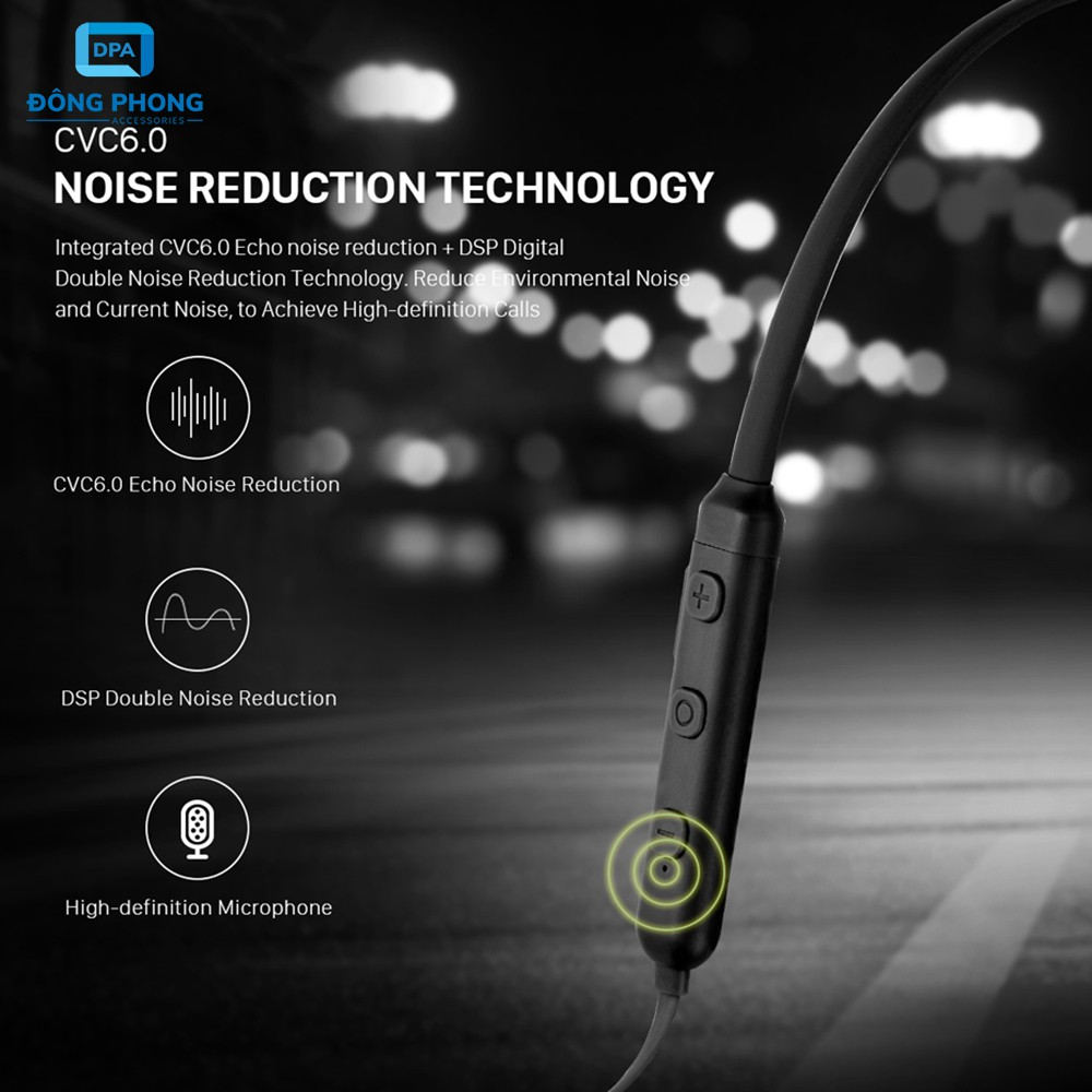 Tai Nghe Bluetooth Hoco ES11 V4.2 Cao Cấp
