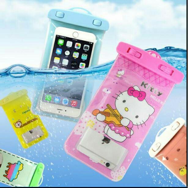 Bộ 2 túi đựng điện thoại cảm ứng chống nước hình thú đi biển đi bơi - 2824985 , 1057380013 , 322_1057380013 , 45000 , Bo-2-tui-dung-dien-thoai-cam-ung-chong-nuoc-hinh-thu-di-bien-di-boi-322_1057380013 , shopee.vn , Bộ 2 túi đựng điện thoại cảm ứng chống nước hình thú đi biển đi bơi