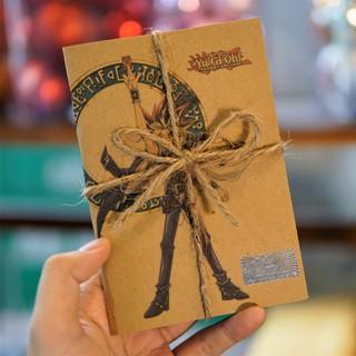 Thiệp Giáng sinh Phong cách Yugioh – YAMI YUGI – Tặng lá bài ngẫu nhiên bên trong