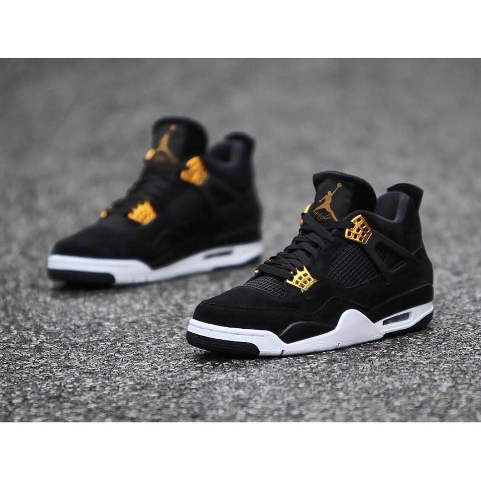 Giày Jodan 4 đen vàng - 3420814 , 827884826 , 322_827884826 , 550000 , Giay-Jodan-4-den-vang-322_827884826 , shopee.vn , Giày Jodan 4 đen vàng
