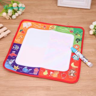 Toy ♡ Magic Animal Water Drawing Cloth Board Baby Kids Puzzle Doodle Painting Toy