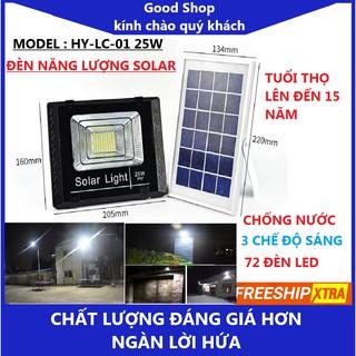 Đèn năng lượng mặt trời SOLAR 25W – HY-LC-01 25W – Bảo hành 2 năm – Lỗi 1 đổi 1 trong 7 ngày