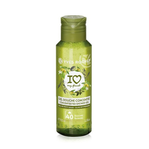 Sữa Tắm Yves Rocher Concentrated Shower Gel 100ml