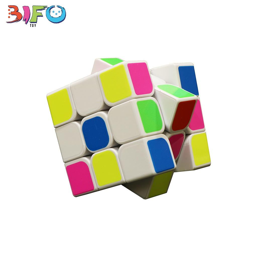 Đồ chơi Rubik thông thái 3x3x3 (kèm hướng dẫn)