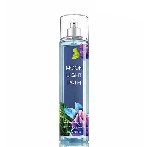 Xịt thơm toàn thân Bath and Body Works Moon Light Path 236ml