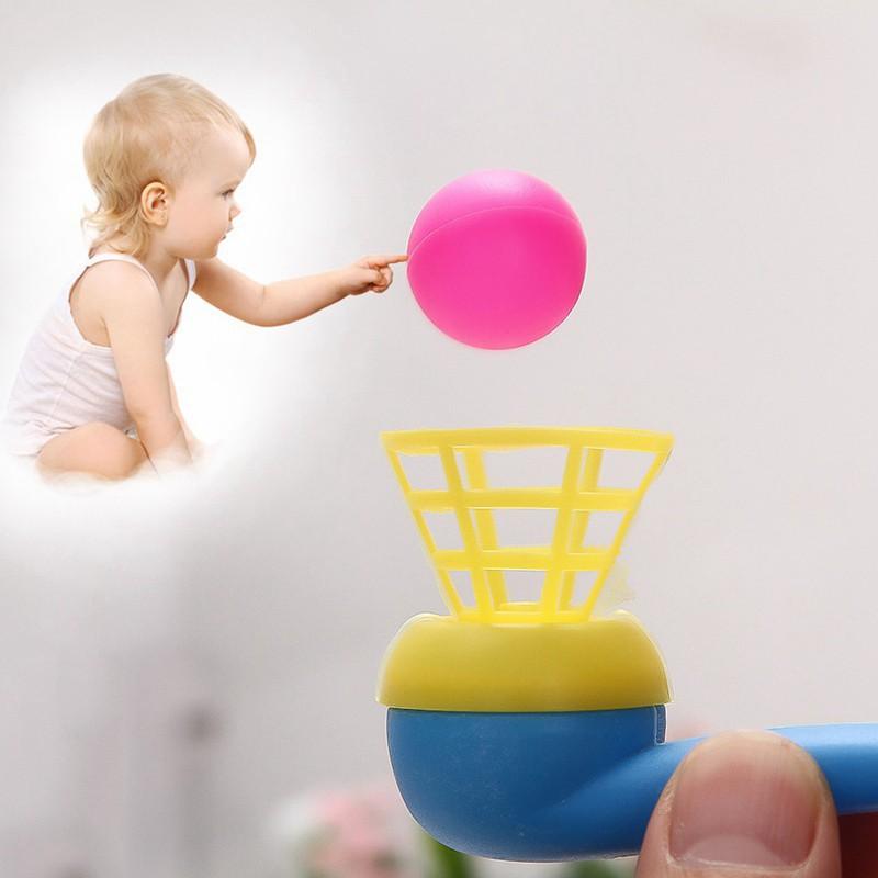 Đồ chơi thổi quả bóng cho bé