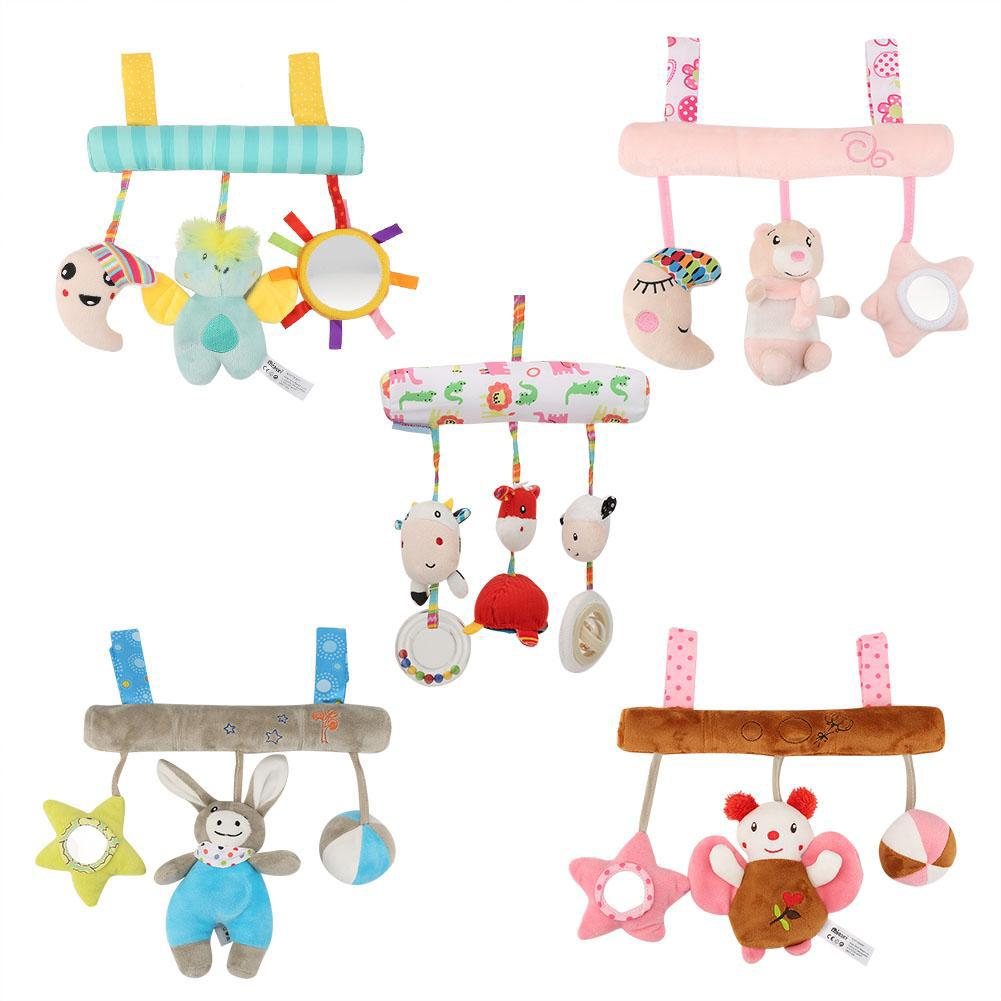 Bed Ring Pendant Hanging Toys Accessories Cart Baby Stroller Infant
