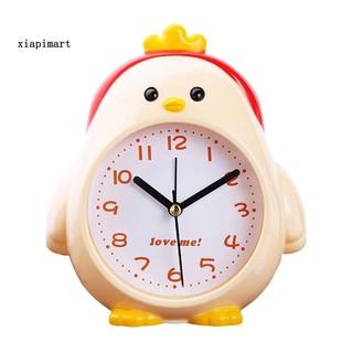 [Giá Giật Mình] Đồng hồ báo thức cho bé hình con gà dễ thương xinh xắn