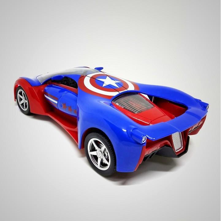 Xe điều khiển Captain America 2.4Ghz siêu ấn tượng