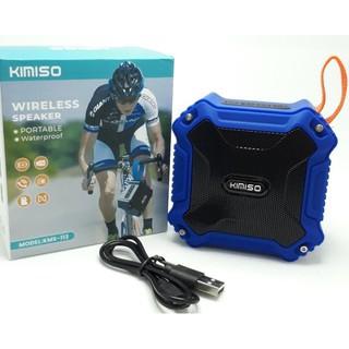 [Mã ELFLASH5 giảm 20K đơn 50K] Loa bluetooth Kimiso KSM 113 , Âm thanh hay , kháng nước