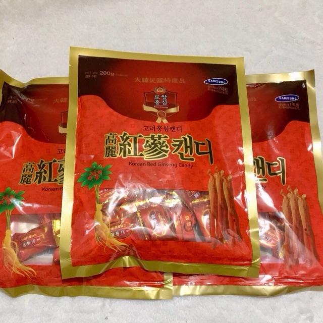 Combo 3 gói kẹo Hồng Sâm Hàn Quốc 200g - 2881209 , 833312174 , 322_833312174 , 120000 , Combo-3-goi-keo-Hong-Sam-Han-Quoc-200g-322_833312174 , shopee.vn , Combo 3 gói kẹo Hồng Sâm Hàn Quốc 200g