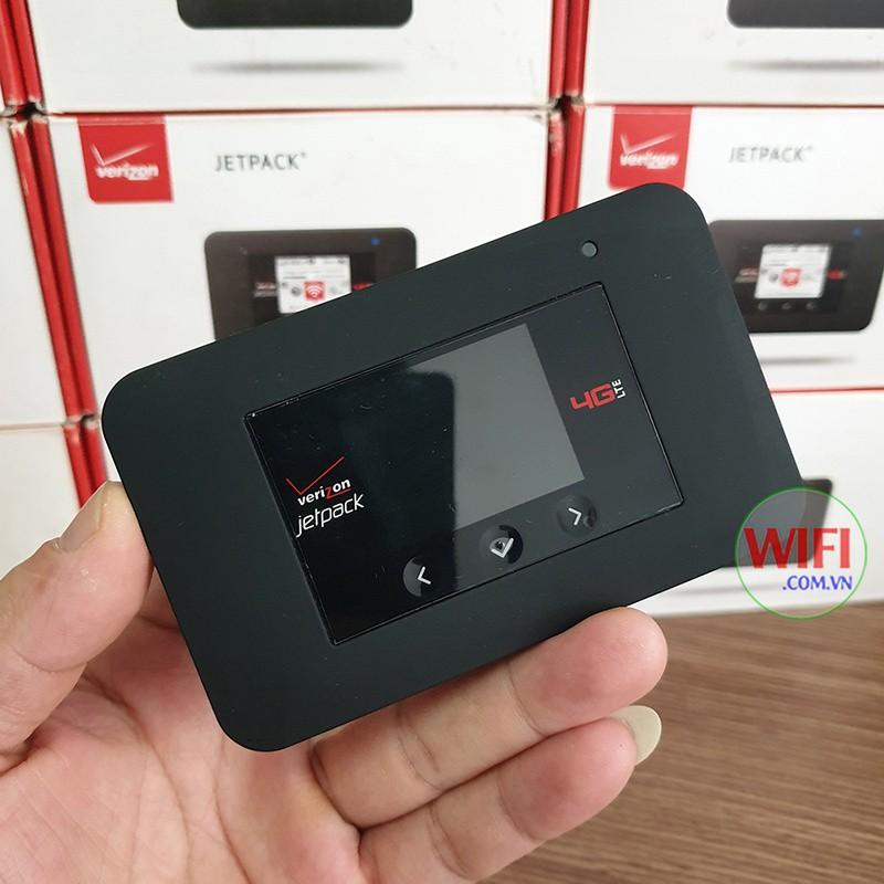 Bộ Phát Wifi 4G Netgear Aircard 791L, Tốc Độ 300Mbps, Pin 4340mAh. Hàng Mỹ