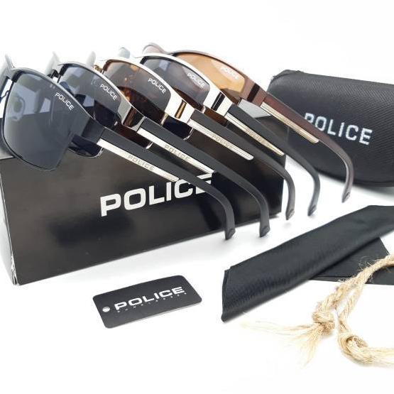 Sản phẩm mới!! (Khuyến mãi bán buôn) - Kính mát cảnh sát P24 cho nam