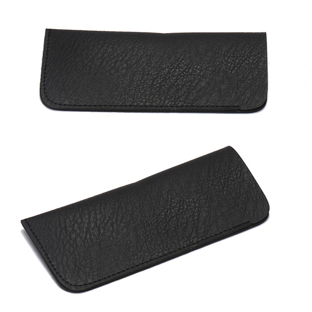 NEEDWAY Eyewear Container Reading Glasses Soft Leather Waterproof Glasses Bags