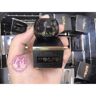 Mẫu 10g Kem giảm nám Dongsung Rannce Cream