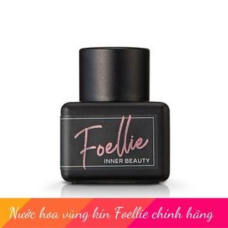 Nước hoa vùng kín Foellie 5ml nữ giúp khử mùi hôi, kháng khuẩn, làm sạch hiệu quả, tặng kèm nước hoa dubai body thumbnail