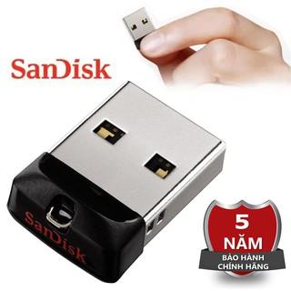 [Mã ELFLASH5 giảm 20K đơn 50K] USB San.Disk CZ33 16GB