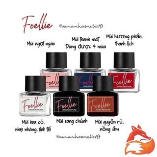 Nước hoa vùng kín Follie Eau De Innerb Perfume Hàn Quốc 5ml thumbnail