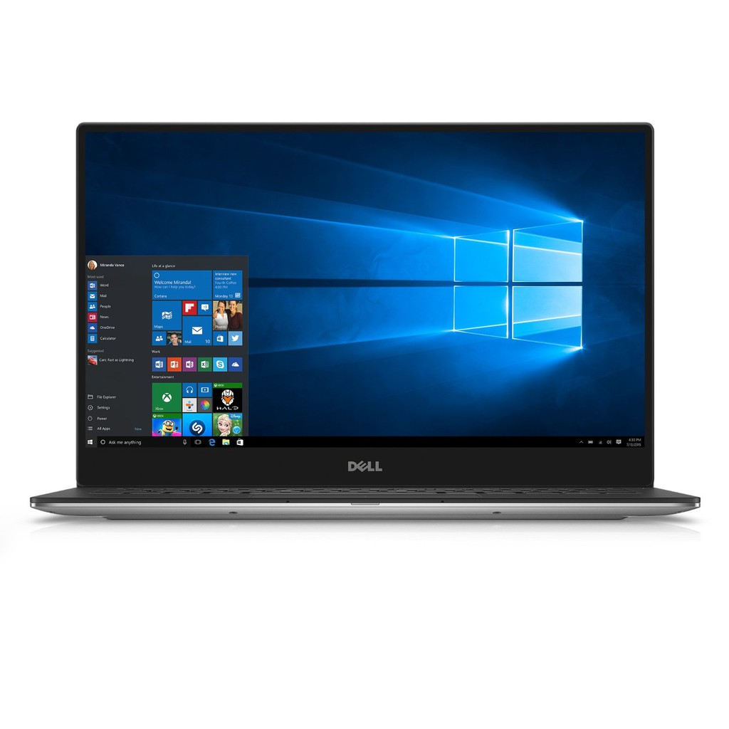 Laptop 2018 Dell XPS 13 9360-5203SLV Quad Core i5-8250U/8G/128SSD/FHD/Touch