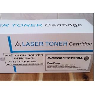 Hộp mực 30A/051 hàng khẩu- dùng chung cho HP LaserJet M203DN, M203DW, M227SDN, M227FDN, M227FDW.