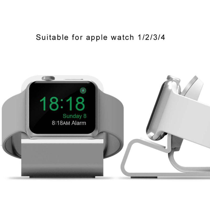 Đế Nhôm Cho Đồng Hồ Apple Watch Series 1/2/3/4