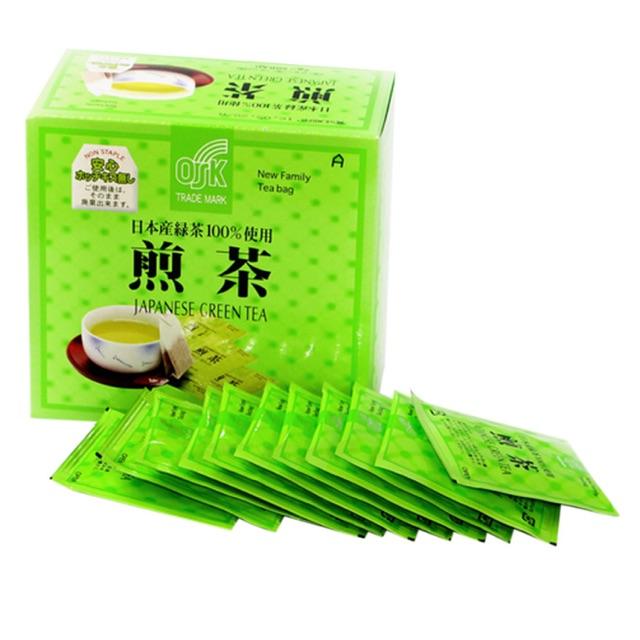 Trà Xanh Túi Lọc OSK 100% Japan Greentea TX50P (2g x 50 Gói) - 22005950 , 1209196272 , 322_1209196272 , 280000 , Tra-Xanh-Tui-Loc-OSK-100Phan-Tram-Japan-Greentea-TX50P-2g-x-50-Goi-322_1209196272 , shopee.vn , Trà Xanh Túi Lọc OSK 100% Japan Greentea TX50P (2g x 50 Gói)