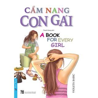 Sách - Cẩm nang con gái - FirstNews thumbnail