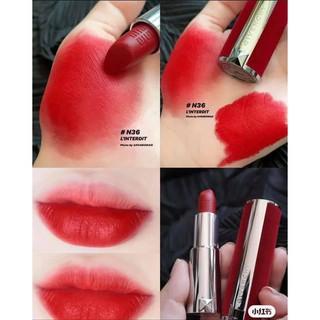 Son Givenchy Le Rouge Deep Velvet thumbnail