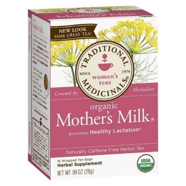 Trà lợi sữa organic Mother