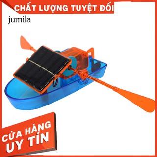 Bộ đồ chơi thuyền công nghệ sử dụng năng lượng mặt trời cho bé – Hàng nhập khẩu