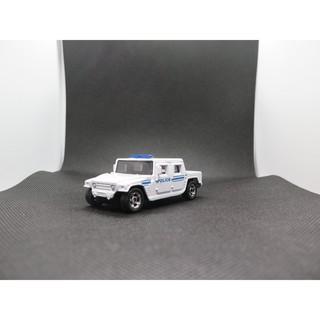 Xe Hummer Police Siku 1334 – no box