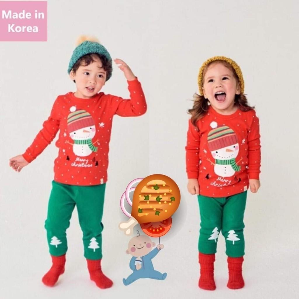 Đồ Giáng Sinh Cho Bé 💖 Bộ NOEL Minky Mom Cho Bé Trai Bé Gái 💖 Chất Cotton 100% dày dặn và giử ấm tốt cho bé . .