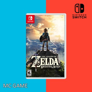 Băng game The Legend of Zelda: Breath of the Wild ( US )