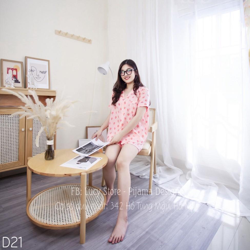 Mặc gì đẹp: Thoải mái với bộ ngủ mặc nhà - đồ ngủ pijama nữ lụa hàn quần áo ngủ cao cấp hàng thiết kế chất vải không nhăn mát lạnh mùa hè