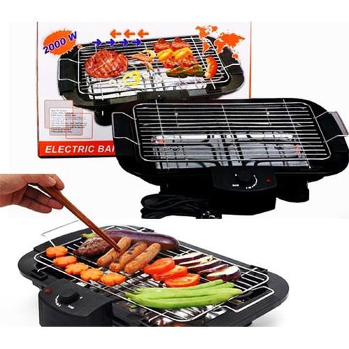 Bếp nướng điện không khói ⚡️ 𝐅𝐑𝐄𝐄 𝐒𝐇𝐈𝐏 ⚡️vỉ nướng điện bếp nướng điện bếp nướng điện đa năng chính hãng bảo hành 12 th