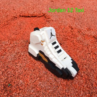 Bộ Lắp Ráp Lego Giày Jordan 12