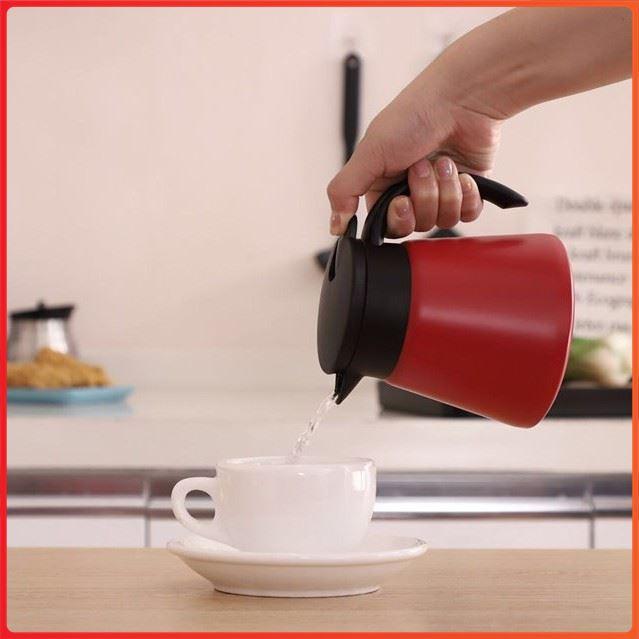 [HÀNG MỚI] Bình giữ nhiệt hình ấm trà 600ml 3 màu [MA38] siêu cute