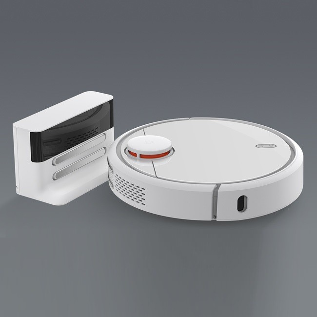 [ELHAC2 giảm tối đa 500K xu] Máy Robot hút bụi Xiaomi Mi Vacuum EU SKV4022GL - Digiworld Phân Phối