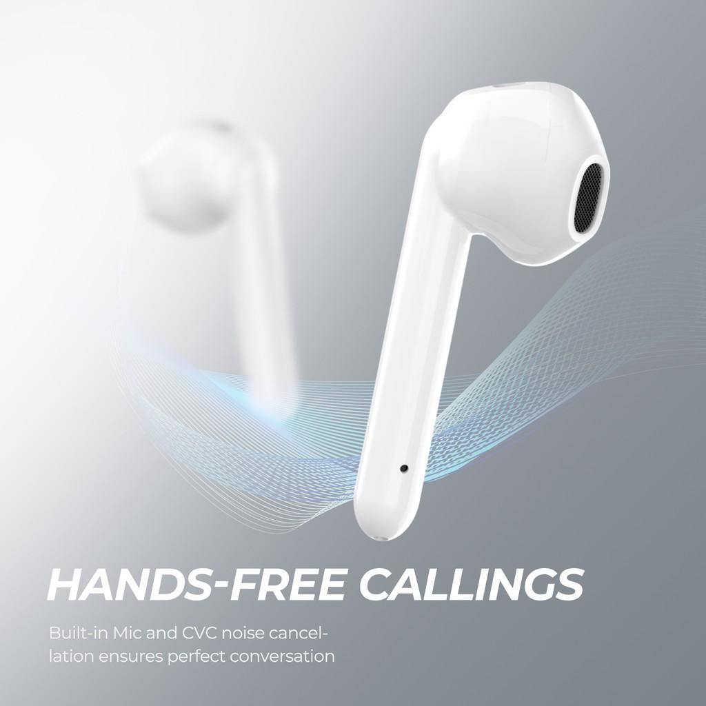 [Mã 267ELSALE hoàn 7% đơn 300K] Tai Nghe True Wireless Earbuds SOUNDPEATS TrueAir