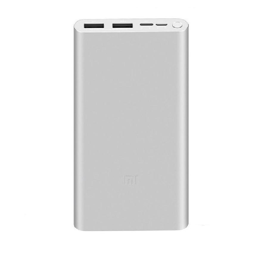 Sạc dự phòng Xiaomi/Redmi 10000mAh/20000mAh Gen 3 Bản Sạc Nhanh 2019 – Xiaomi Mi 18W Fast Charge Power Bank chính hãng