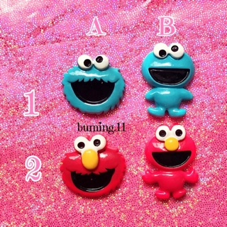 Charm Slime Cookie Monster