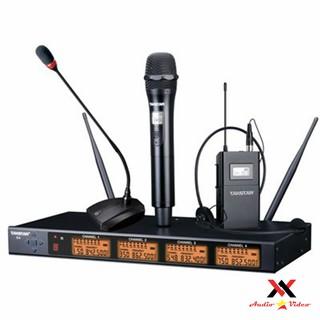 Mic không dây Takstar X4 (4 tay mic)