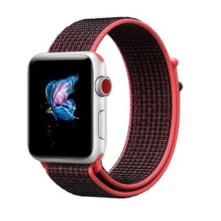 Dây đeo đồng hồ Lykry cho Apple watch Series 6/5/4/3/2/1 38MM 40MM 42MM 44M chất liệu nylon