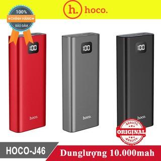 Sạc dự phòng Hoco J46 10.000mah ♥️Freeship♥️ Giảm 30k khi nhập MAYT30 - Pin sạc dự phòng Hoco